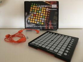 Novation Launchpad Mini Mk 2 - barely used