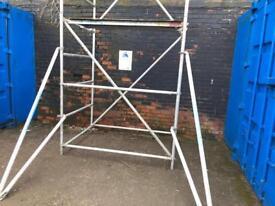 Alto 7.2m alloy scaffold tower