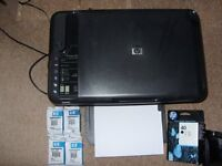 HP Designjet F4580 Printer/scanner