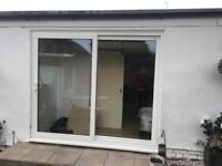 UPVC French doors fitted