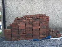 100+ Bricks - Free - Quick collection - Bargain.