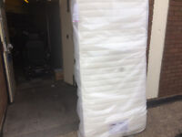 Rise and recline single mattress brand new still in packaging (white colour) 3 ft x 6ft 6ins £32 0no