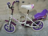 RALEIGH KIDS BIKE FOR SALE