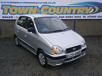 ***Sep 2001 Hyundai Amica SI **MOT MAY 2017**LOW INSURANCE*( meriva getz 206 cheap polo fiesta corsa