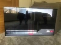"49"" LG Ultra HD TV - Screen Damaged"