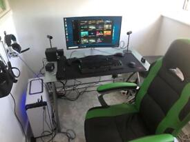 Gaming pc and full VR set