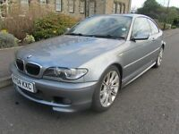 2004 BMW 330ci Sport - Facelift - ///M Sport- Very Low Mileage - 6 Speed Manual