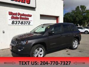 2014 Jeep Compass Sport/North AWD* Heated Seats* Bluetooth*