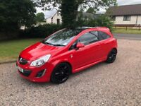 2011 VAUXHALL CORSA 1.2 LIMITED EDITION - LOW INSURANCE -