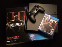 Sony Playstation 4 (500 GB) + Call of Duty Black Ops III