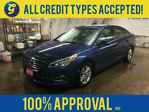 2015 Hyundai Sonata GL*KEYLESS ENTRY*BLUETOOTH CONNECTIVITY*XM R