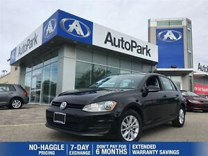 2015 Volkswagen Golf BLUETOOTH/HEATED SEATS/CRUISE/KEYLESS