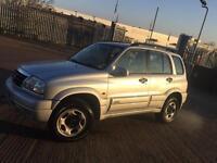 2004 Suzuki Grand Vitara 2.0 4x4 12 months mot