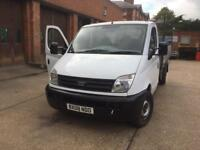 Ldv maxus 2008 tipper ready for work!