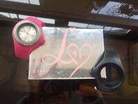 Lipsy Watch with two Straps