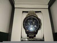 Swiss Made Luxury Rotary R&Co Chronograph Watch *RRP £495