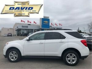 2011 Chevrolet Equinox 1LT FWD/LOADED/REM.START/LOCAL TRADE!!