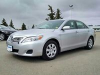 2011 Toyota Camry Sdn I4 LE *Heated Cloth*
