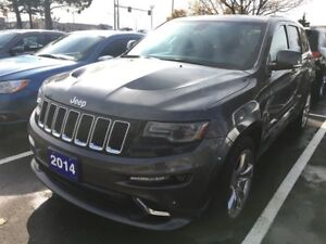 2014 Jeep Grand Cherokee SRT8 | TRADE-IN | 8.4 IN TOUCHSCREEN |
