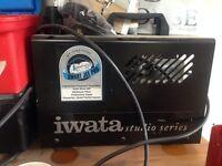 Iwata smart jet pro compressor.
