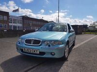 Perfect running rover 45 1.8 automatic