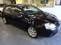2005 VOLKSWAGEN GOLF 2.0 FSI GT 5DOOR, HATCHBACK, FULL SERVICE HISTORY, CLEAN CAR, DRIVES LIKE NEW