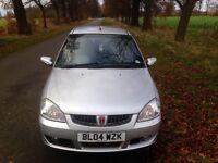 2004 City Rover 1.4 (Long Mot) 2 Keys! Only 63,000 Miles