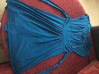 Size 12 blue Dorothy Perkins dress for sale