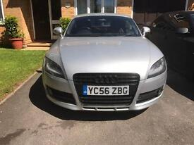 Audi TT mk2 with BOSE, 18 inch black alloys and heated seats!
