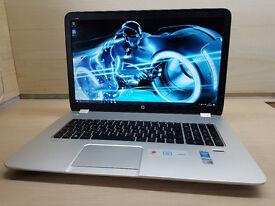 "Gamming HP Envy 17.3"" HD Screen - intel Quad Core i7 - 2 Terabyte Hd - 2gb Geforce"