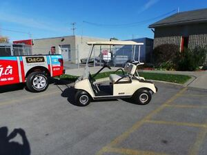 1998 club car DS GAS GOLF CART  ONE ONLY!