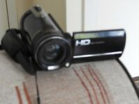 Hi I am selling a CMOS HD Digita Video Camera
