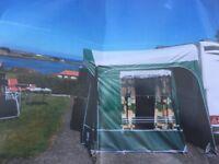 Caravan Awning Dorema Montana Super Lux 13