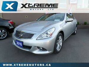 2010 Infiniti G37X NAVIGATION / BACK UP CAMERA