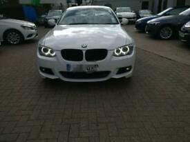 BMW 2011 320i e92 M Sport coupe white (petrol)