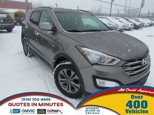 2016 Hyundai Santa Fe Sport 2.4 Premium * AWD * HEATED POWER SEA