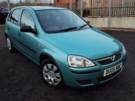 (2005) VAUXHALL CORSA LIFE 1.2 5DR - FULL SERVICE HISTORY - LONG MOT - EXCELLENT CONDITION