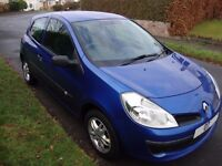 *REDUCED* RENAULT CLIO EXTREME 1.2 16v 2007 WITH FULL YEARS MOT 80500 MILES FROM NEW