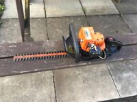 X2 hedge trimmers