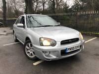 Subaru Impreza all wheel drive full service history 12 months MOT