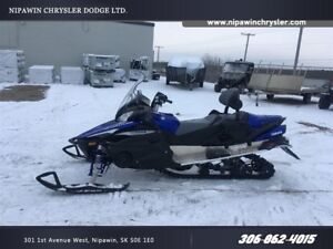 2017 yamaha  Venture TF ***0% financing for up to 6 mos OAC***