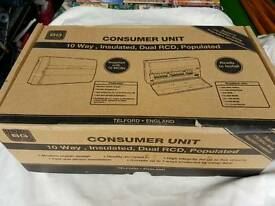 Electrical consumer unit