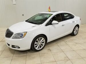 2015 Buick Verano *BANCS CUIR CHAUFFANTS*TOIT*MAGS 18po*GPS*CAMÉ