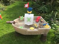 Little Tikes Anchors Away Water/sand play