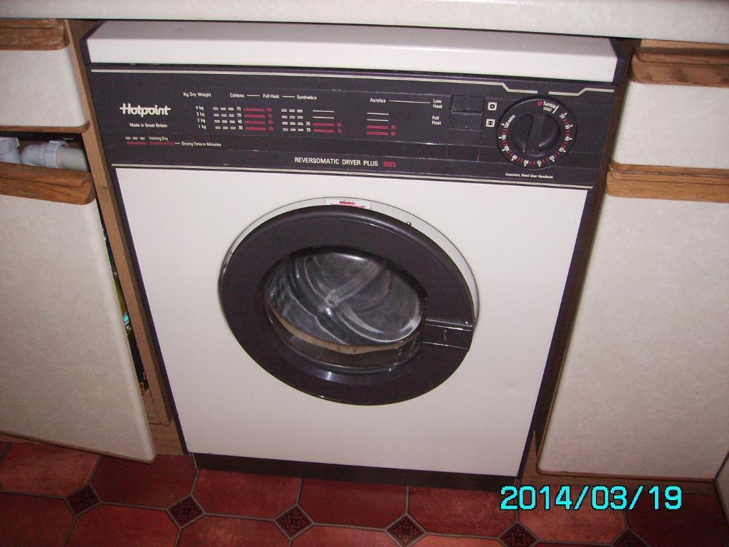 Dryer On A Tumbler ~ Hotpoint tumbler dryer in currie edinburgh gumtree
