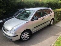 CHEAP VW POLO 1.2l 60k MILES £600