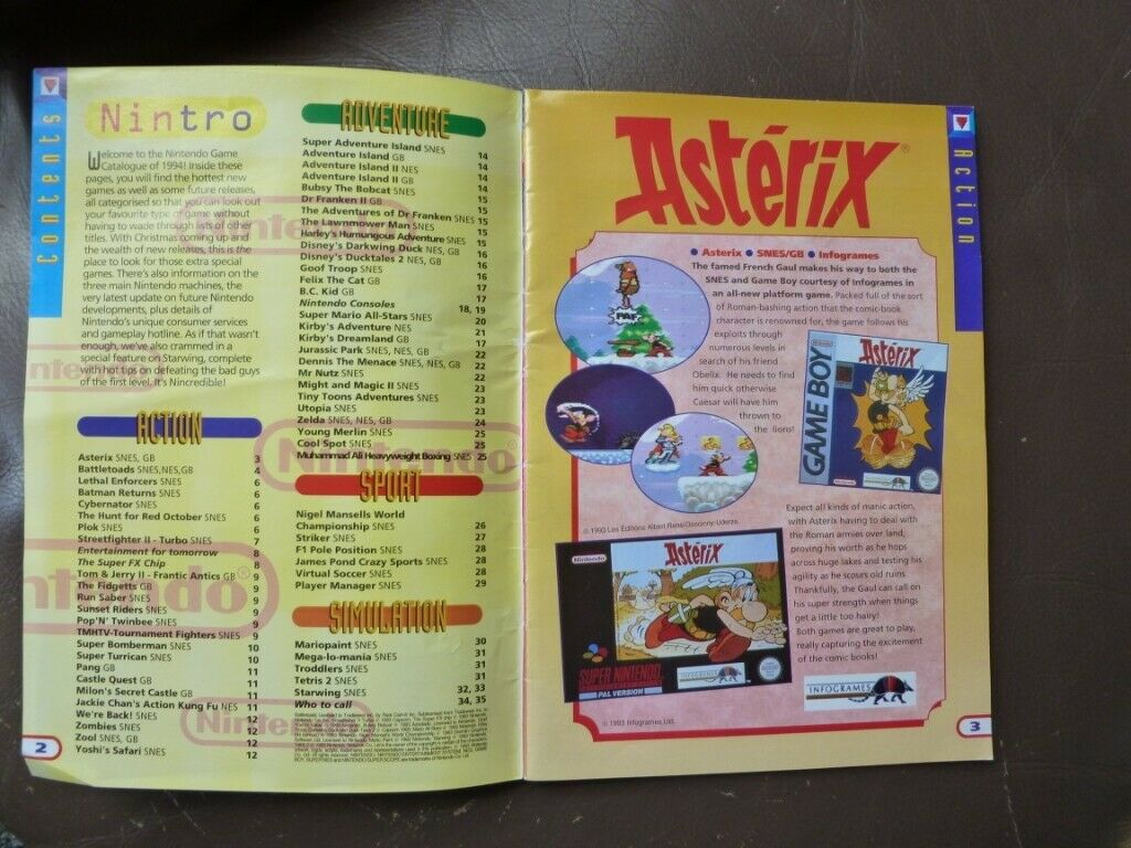 SNES game catalogue | in Plymouth, Devon | Gumtree