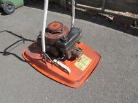 flymo petrol hover mower