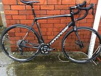 Cannondale synapse 105 disc road biked