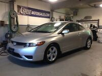 2008 Honda Civic LX SUNROOF! ALLOYS! CRUISE!